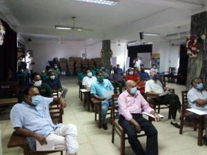 Creation of Media Centre